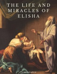 The Life and Miracles of ELISHA