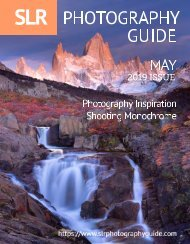 SLR Photography Guide - May Edition 2019