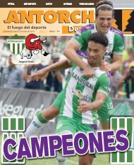 Antorcha Deportiva 370