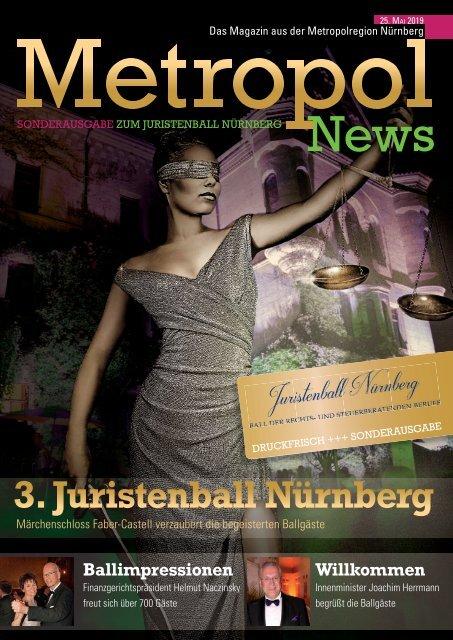 Ausgabe Juristenball 2019