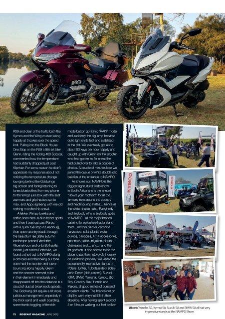 RideFast Magazine June 2019