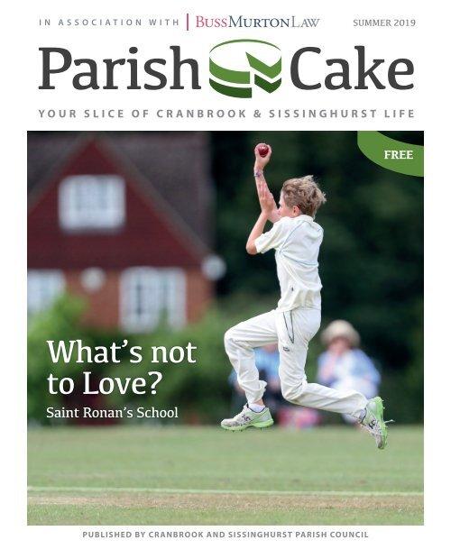 Parish Cake - Summer 2019