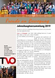 JHV 2019