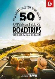 Inkijkexemplaar Roadtripboek