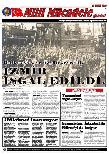 Milli Mücadele Gazetesi