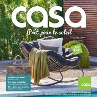 Catalogue Casa 27 mai-30 juin 2019