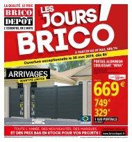 Brico Depot 29 mai-13 juin 2019