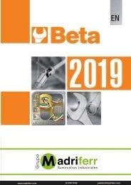BETA CATALOGO GENERAL 2019 en - MADRIFERR