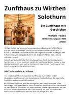 Zu Wirthen, Solothurn - Page 3