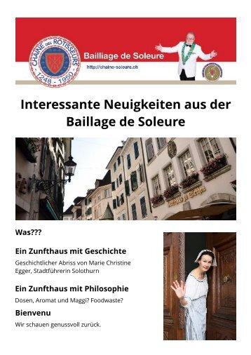 Zu Wirthen, Solothurn