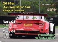 DTM 2019 - Race 03|04  Zolder - {have speed in f[ ]cus!} Das Online-Magazin zur DTM!