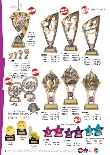 Diff Trophies Dance 2019