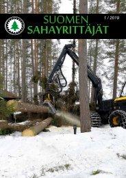 Suomen Sahayrittäjät 1/2019