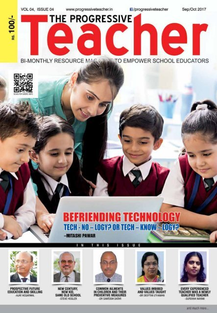 The Progressive Teacher Vol 04 Issue 04