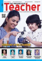 The Progressive Teacher Vol 04 Issue 03