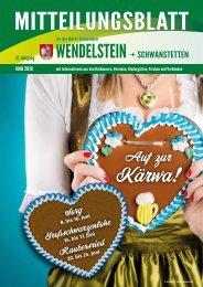 Wendelstein + Schwanstetten Juni 2019