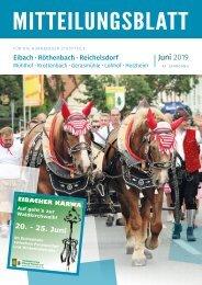 Nürnberg-Eibach/Reichelsdorf/Röthenbach Juni 2019