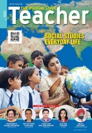The Progressive Teacher Vol 03 Issue 05