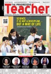 The Progressive Teacher Vol 03 Issue 04