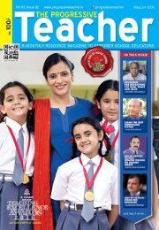 The Progressive Teacher Vol 03 Issue 02