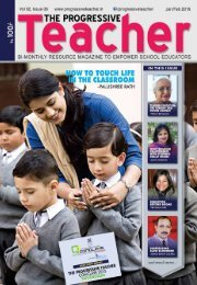 The Progressive Teacher Vol 02 Issue 06