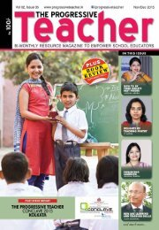 The Progressive Teacher Vol 02 Issue 05