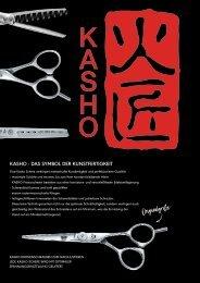 KASHO Katalog 2019/2020