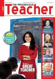 The Progressive Teacher Vol 01 Issue 04