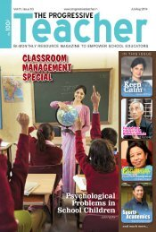 The Progressive Teacher Vol 01 Issue 03