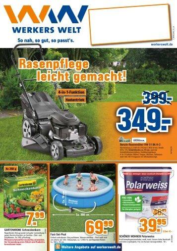 Alles für Dein Garten-Projekt