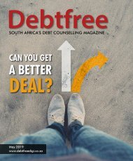Debtfree Magazine May 2019 8.9MBpdf