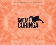 Carta Curinga JF 73ª Ed