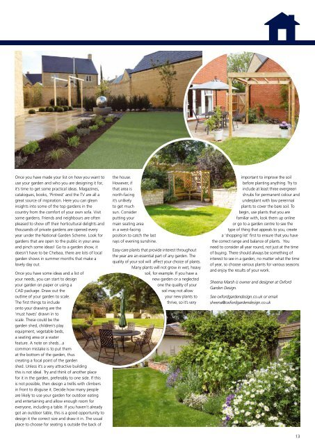 The Property Magazine Oxfordshire Spring/Summer 2019