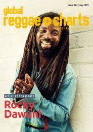 Global Reggae Charts - Issue #24 / May 2019