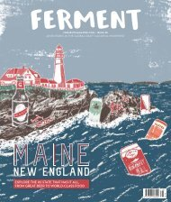 Ferment Issue 38 // Maine New England