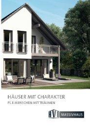 HVO - Häuser mit Charakter