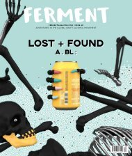 Ferment Issue 40 // Lost + Found A.BL: