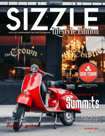 Summer Sizzle 2019