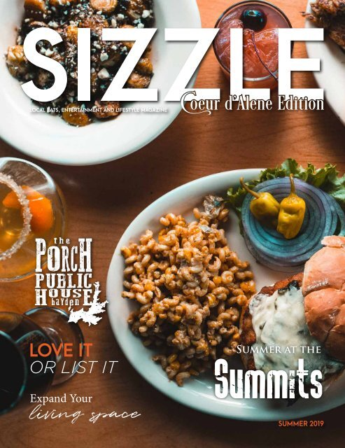 Sizzle Summer 2019