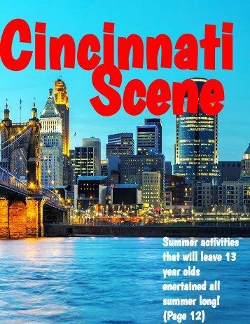 Cincinnati Scene