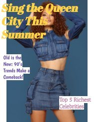 Sing the Queen City this Summer