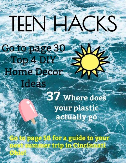 Teen Hacks