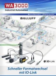 WA3000 Industrial Automation Mai 2019 - deutsche Ausgabe