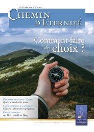 Chemin d'Éternité – Mai / Juin 2019 - n°292