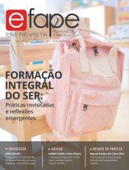 EFAPE em Revista | Ano I - Número 2 - Maio de 2019 | ISSN 2527-0648