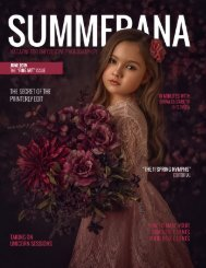 SUMMERANA MAGAZINE | JUNE 2019 | THE