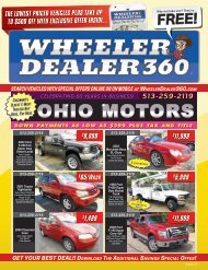 Wheeler Dealer 360 Issue 22, 2019