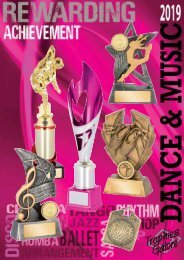 Trophies Galore Dance 2019