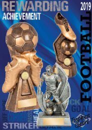 Trophies Galore Football 2019