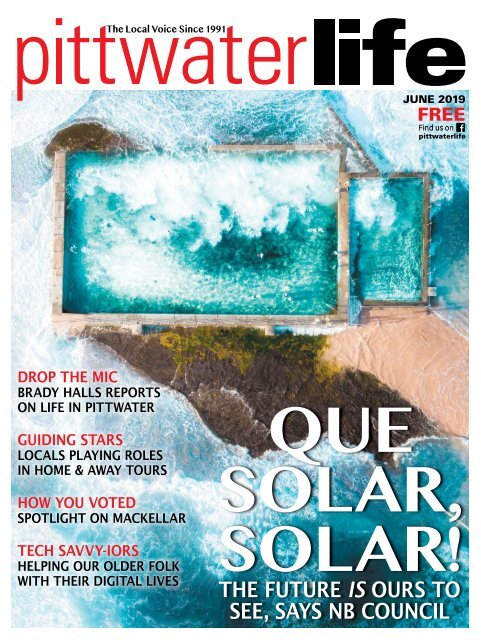 Pittwater Life June 2019 Issue